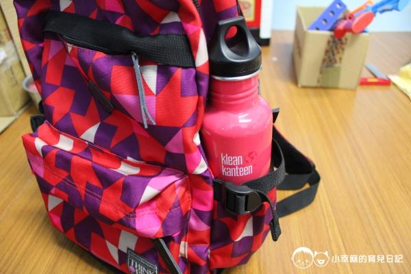 THINK PINK幻彩系列輕量後背包-側袋