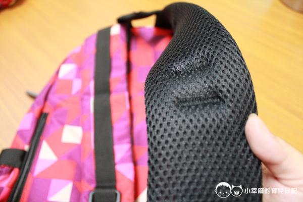 THINK PINK幻彩系列輕量後背包-減壓背帶