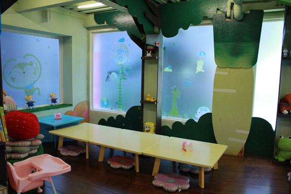 ㄟ米間親子友善風味料理-矮桌區