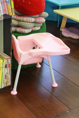 ㄟ米間親子友善風味料理-兒童椅