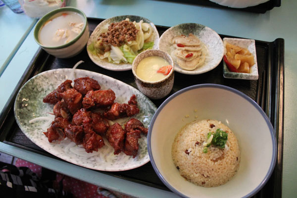 ㄟ米間親子友善風味料理-套餐