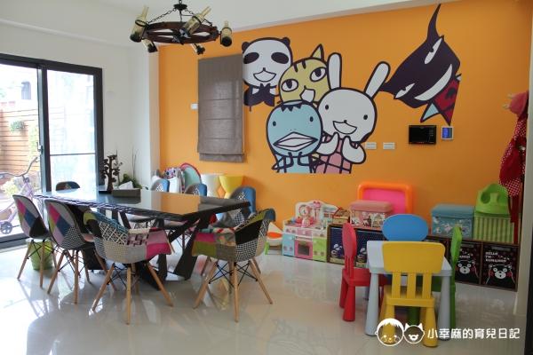 童伴親子民宿-飯廳