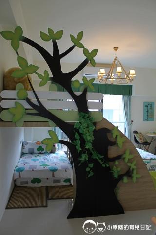 童伴親子民宿-秘密床位