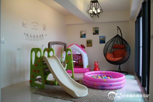 童伴親子民宿-專屬遊戲區