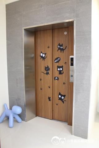 童伴親子民宿-電梯