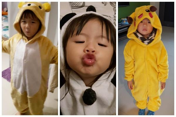 童伴親子民宿-cosplay兒童服