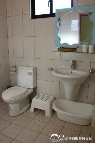 安平倆倆親子民宿-浴廁