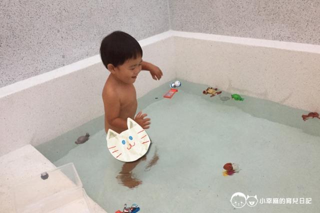 安平倆倆親子民宿-大浴缸