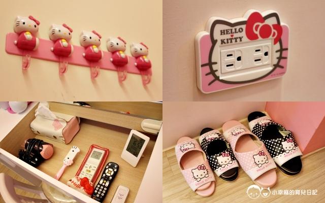 童樂繪親子遊戲館-到處都是Hello Kitty