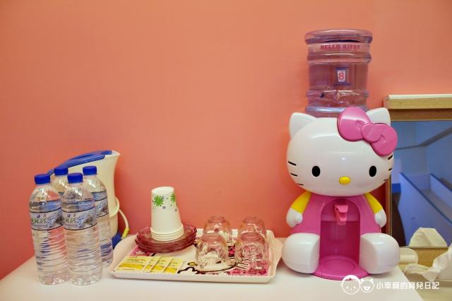 童樂繪親子遊戲館-小冰箱、飲水機、電熱水壺