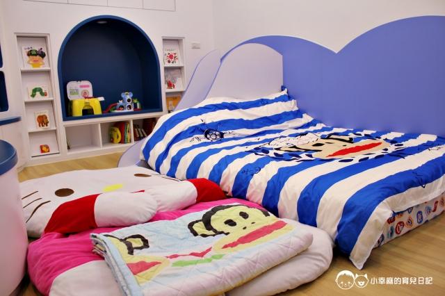 童樂繪親子遊戲館-只使用床墊