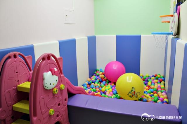 童樂繪親子遊戲館-球池