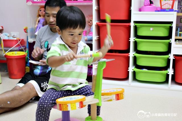 童樂繪親子遊戲館-瘋狂打鼓