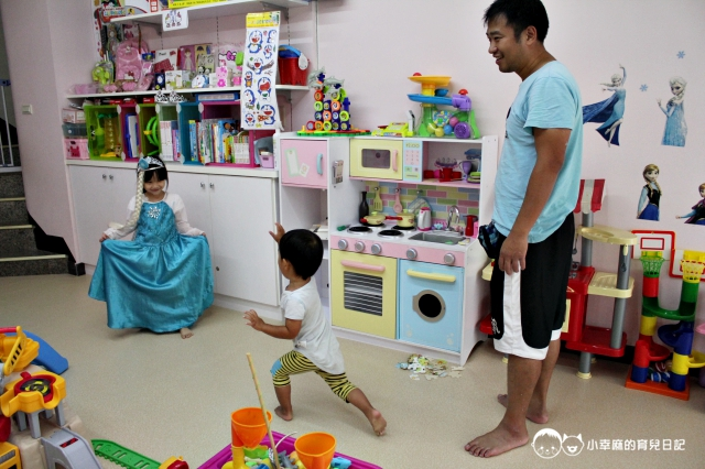 童樂繪親子遊戲館-公主與王子