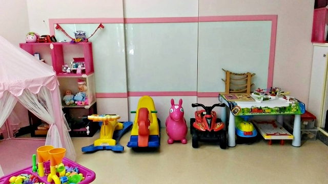 童樂繪親子遊戲館-一樓
