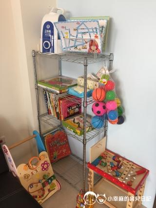 台南Candy肯蒂親子民宿-大廳玩具