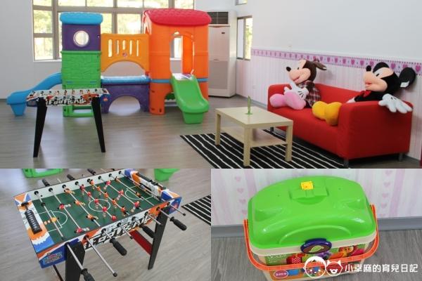 詩情夢幻城堡-室內遊戲設施