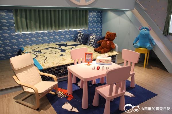 詩情夢幻城堡-桌椅