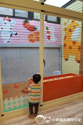 幸福童漾親子民宿-彩繪遊戲區