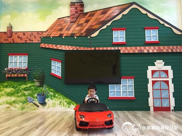 幸福童漾親子民宿-童話木屋