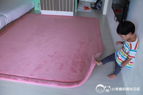 幸福童漾親子民宿-地毯