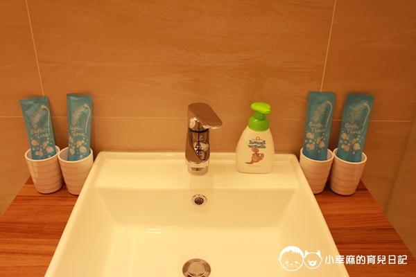 幸福童漾親子民宿-浴室