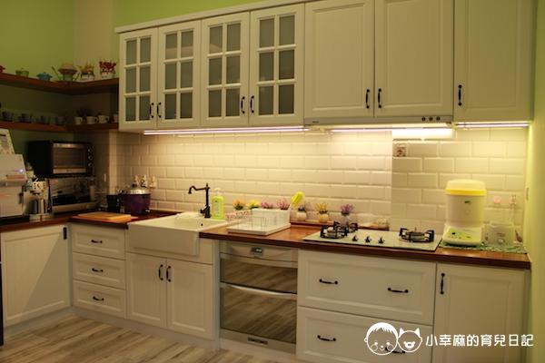 幸福童漾親子民宿-廚房