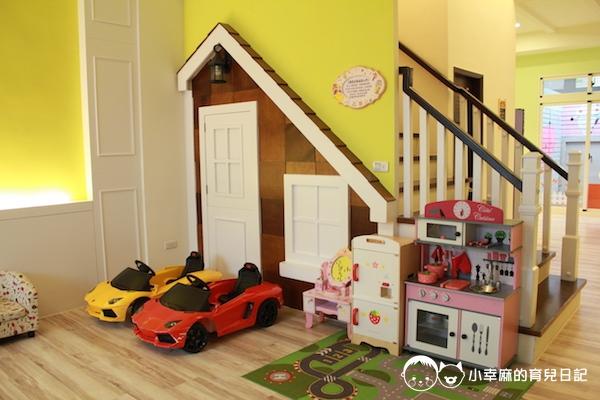 幸福童漾親子民宿-玩具車跟扮家家