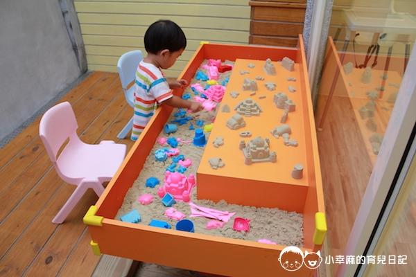 幸福童漾親子民宿-動力沙沙坑