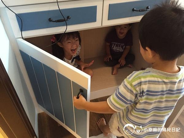 幸福童漾親子民宿-跟著哥哥姊姊一起玩