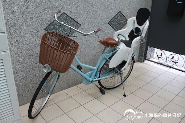 幸福童漾親子民宿-親子腳踏車