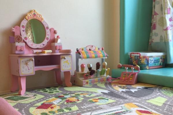 幸福童漾親子民宿-城堡房新增玩具