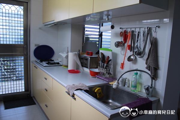 童樂匯主題式親子民宿-廚房