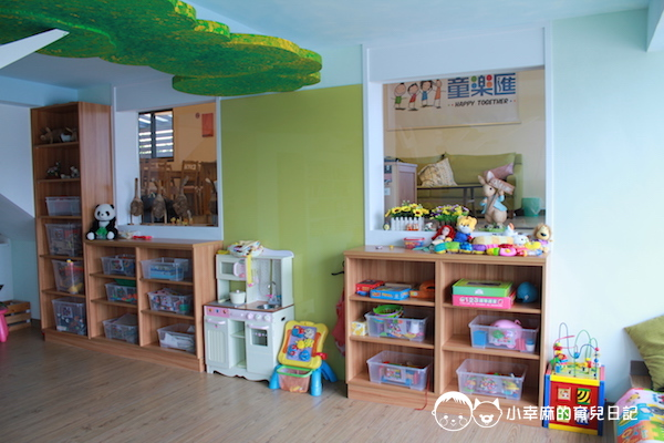 童樂匯主題式親子民宿-遊戲室玩具