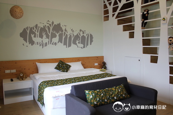 童樂匯主題式親子民宿-森林樹屋