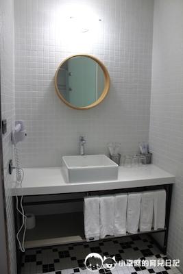 承億輕旅花蓮館-洗手台