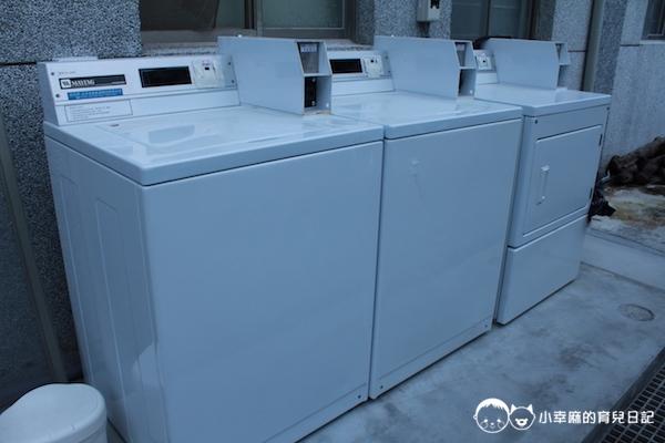 承億輕旅花蓮館-洗衣機、烘衣機