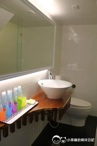西港外婆家民宿-浴廁