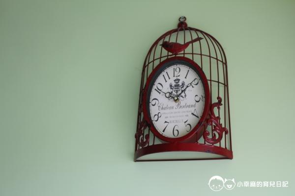 西港外婆家民宿-好看的鐘