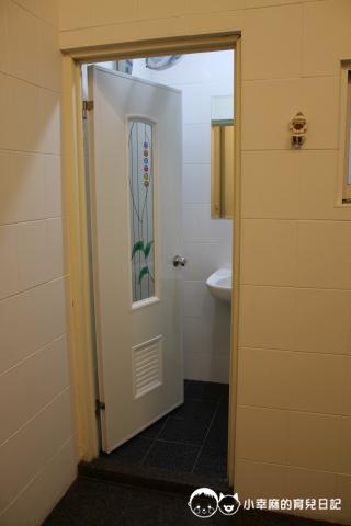 西港外婆家民宿-一樓廁所
