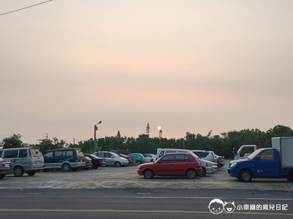 西港外婆家民宿-慶安宮停車場