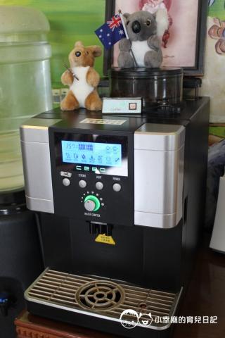 花蓮民宿羊兒煙囪-咖啡機
