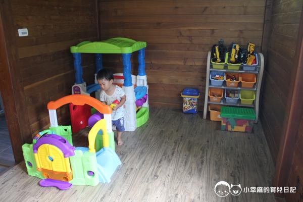 花蓮民宿羊兒煙囪-玩具室
