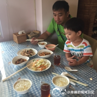 花蓮民宿羊兒煙囪-中式早餐