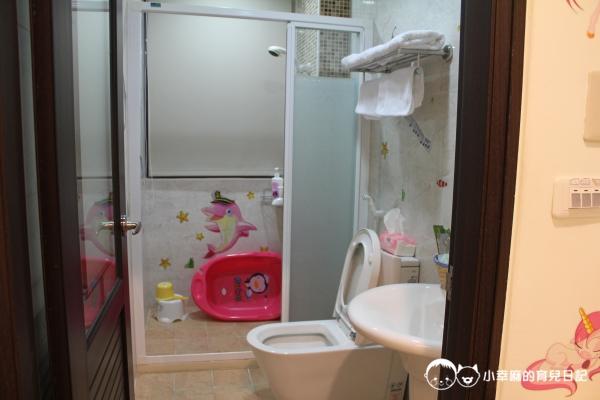 漫步花園親子童趣館-浴廁