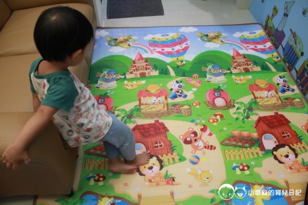 漫步花園親子童趣館-遊戲墊