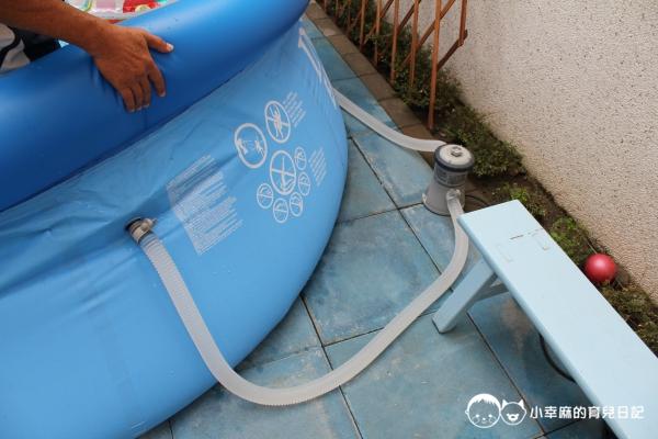 漫步花園親子童趣館-水循環