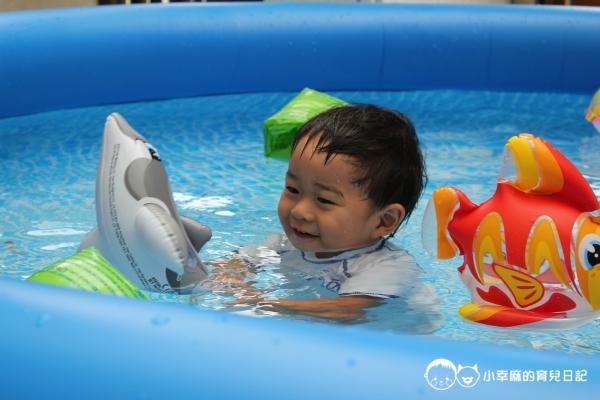漫步花園親子童趣館-戲水泳池