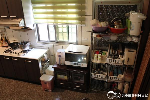 月明風清民宿-廚房