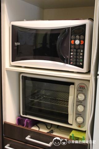 月明風清民宿-提供烤箱、微波爐